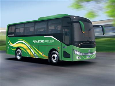 YBL6829GHBEV公路造型纯电公交车